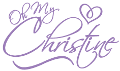 Christine K  Jewelry Logo
